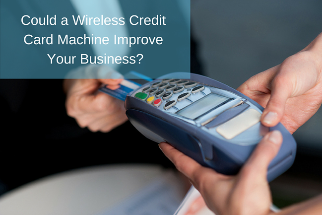 Could a wireless credit card machine improve your business credit card machines could benefit your business couldawirelesscreditcardmachine1 colourmoves